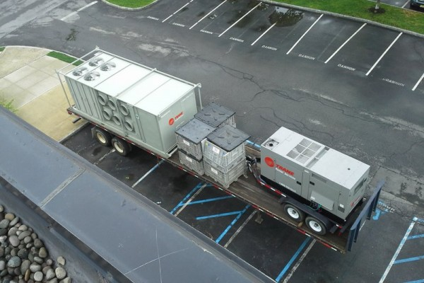 White Plains Trane Rentals 50 Ton Air Conditioner Rental