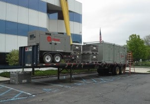 Trane Chiller Rental in White Plains NY