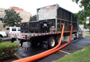 NJ Rental Chiller and Installation