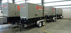 Rental Generators 60kW, 75kW, 100kW, 125kW, 200kW, 300kW & up! Paratus Rentals 855-313-RENT