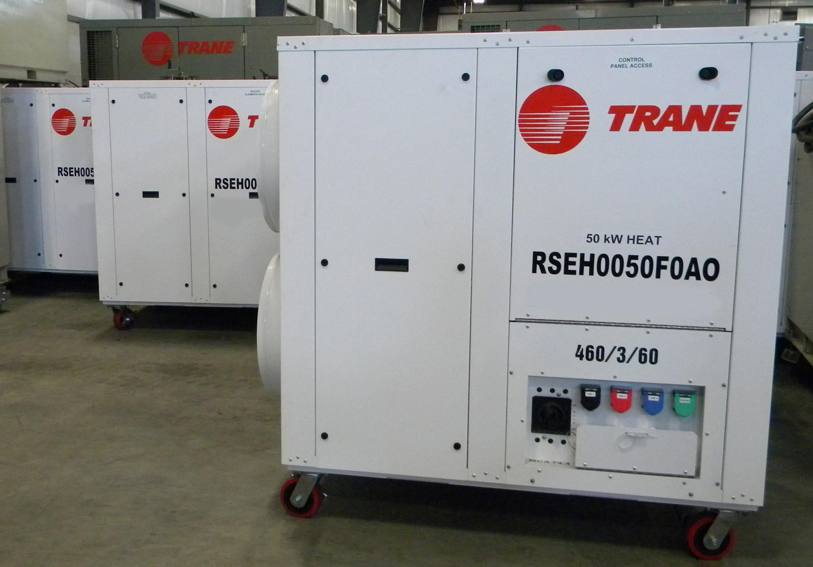 Electric Heater Rentals
