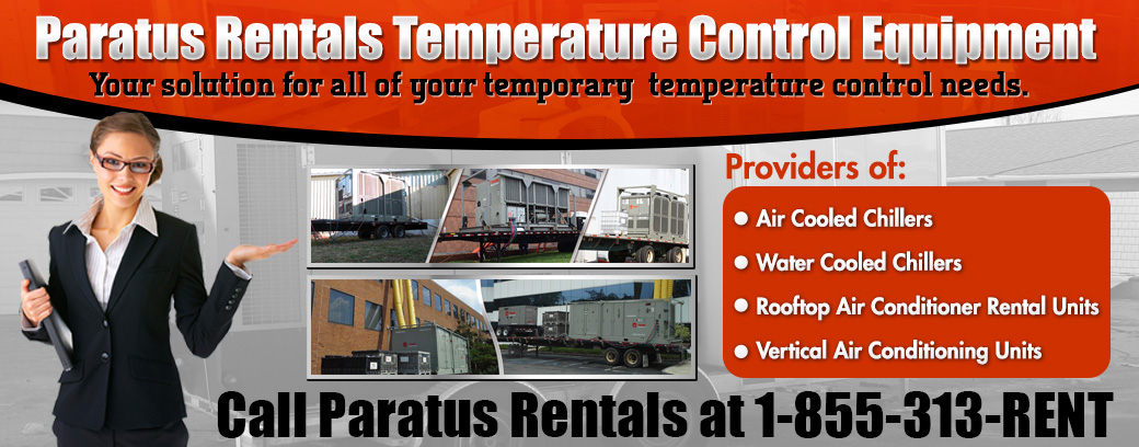 Commercial Rental Air Conditioners in Wisconsin