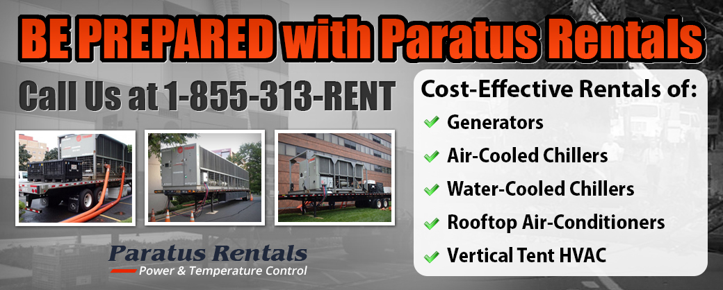 Rental Chillers in Little Poland NY